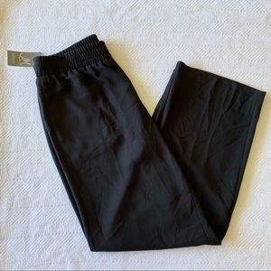 NWT JM collection black trousers size small